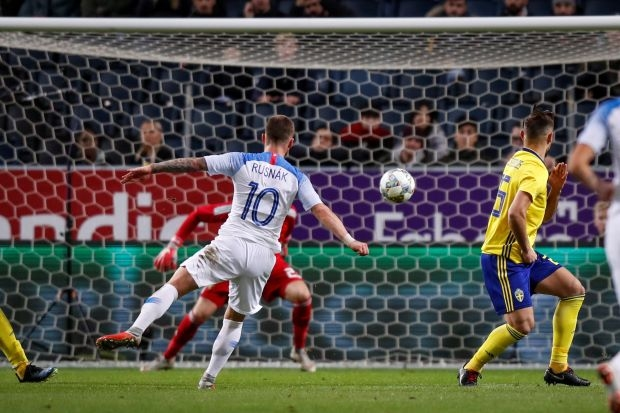 Отборите на Швеция и Словакия завършиха при резултат 1:1 в