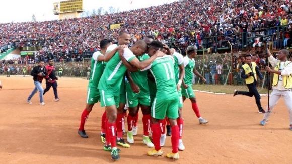 Снимка: Мадагаскар за първи път в историята си се класира за Купата на африканските нации
