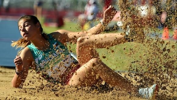 Александра Начева спечели още един златен медал за България на