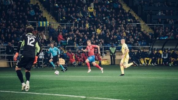 Националният отбор на Украйна постигна важен домакински успех с 1:0