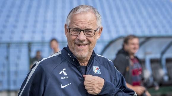 Шведският старши треньор на Норвегия Ларш Лагербек бе изключително доволен