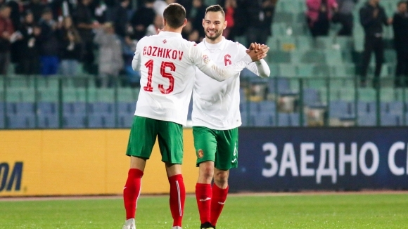 Полузащитникът на България Симеон Славчев коментира днешното поражение на националния