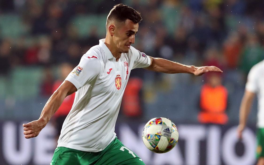 Халфът на националния отбор Георги Костадинов смята, че тимът ни
