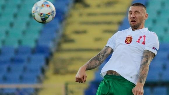 Защитникът Иван Бандаловски сподели първите си впечатления след днешното поражение