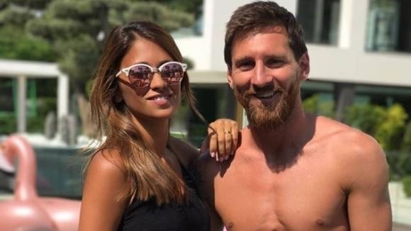 Хотелът на звездата на Барселона Лионел Меси в Ибиса ще