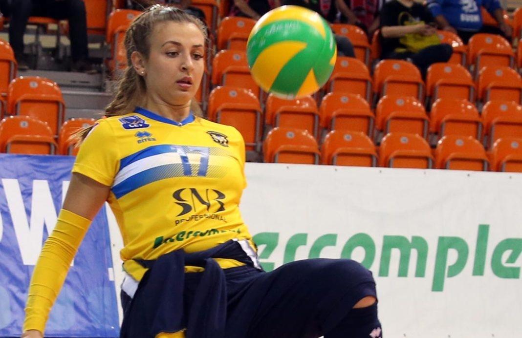 Волейболистката на Марица (Пловдив) Силвия Андреева ще подсили тима на