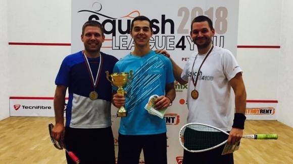 В периода 12-14 октомври в Orange fitness & squash се
