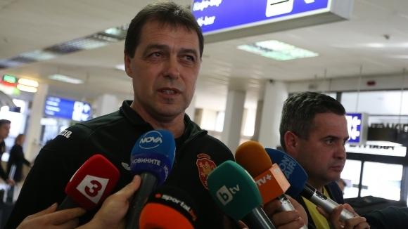 Селекционерът на България Петър Хубчев изтъкна основните причини за вчерашното