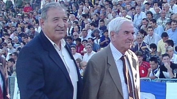 Тази сутрин на 85 години почина Георги Лазаров Танев –