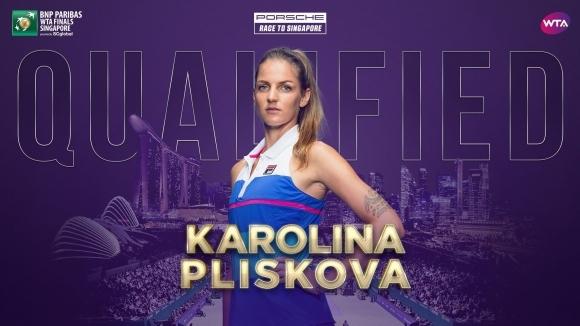 Елина Свитолина (Украйна) и Каролина Плишкова (Чехия) са последните две