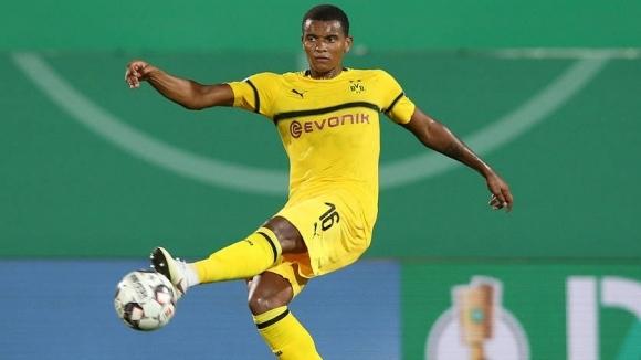 Защитникът на Борусия (Дортмунд) Мануел Аканджи ще отсъства от терените