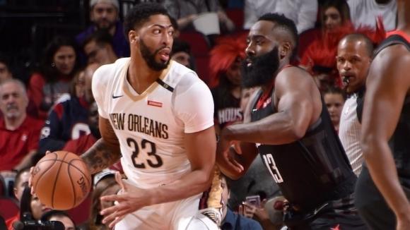 Отборът на Ню Орлиънс Пеликанс започна сезона в Националната баскетболна