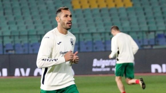 Ръководството на футболния съюз поздрави Петър Занев, който днес празнува