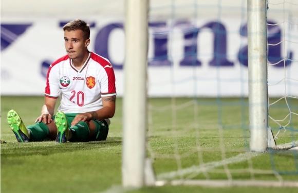 Футболната федерация на Люксембург поздрави младежкия си отбор, който във