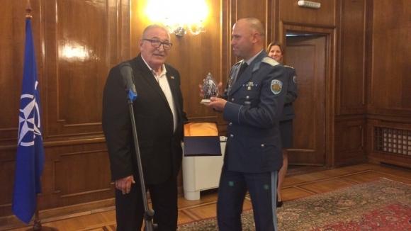 Ръководството на ЦСКА-София уважи военните от 68-а бригада