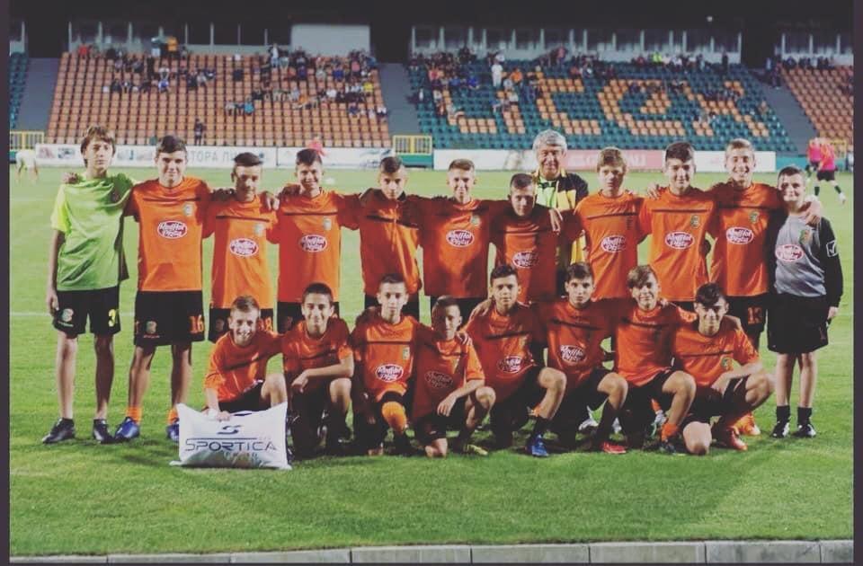 Категорична победа постигнаха юношите на Литекс над ФК Пегас-Спорт с