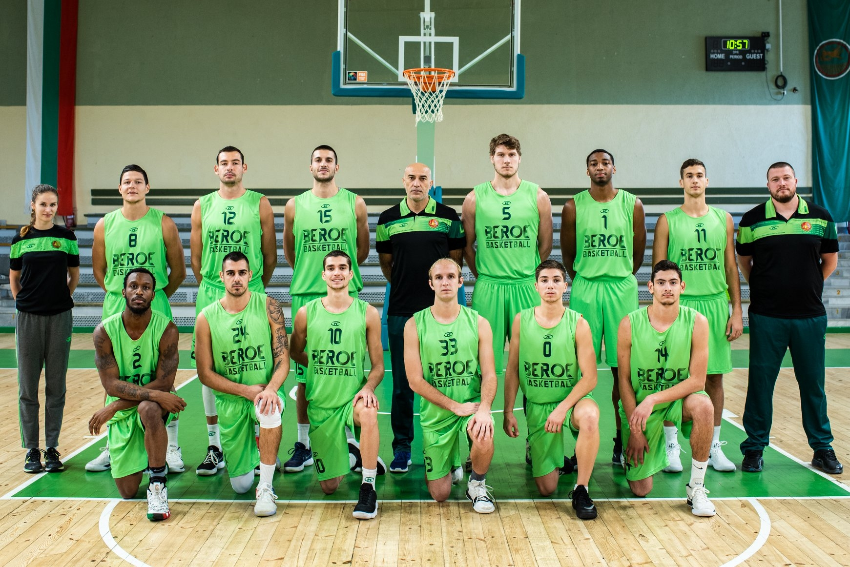 Отборът на Берое (Стара Загора) постигна втора победа от началото