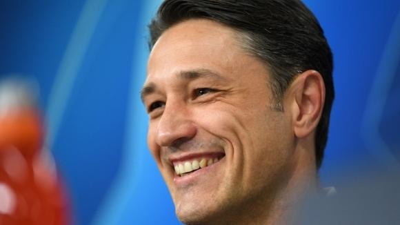 Старши треньорът на Байерн (Мюнхен) Нико Ковач не разкри какво