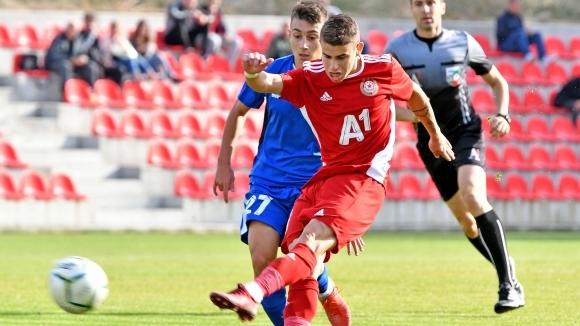 Отборът на ЦСКА-София надви Левски с 4:1 в мач от