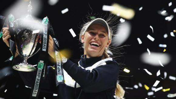 Защитаващата титлата си Каролин Вожняцки (Дания) ще стартира срещу чехкинята