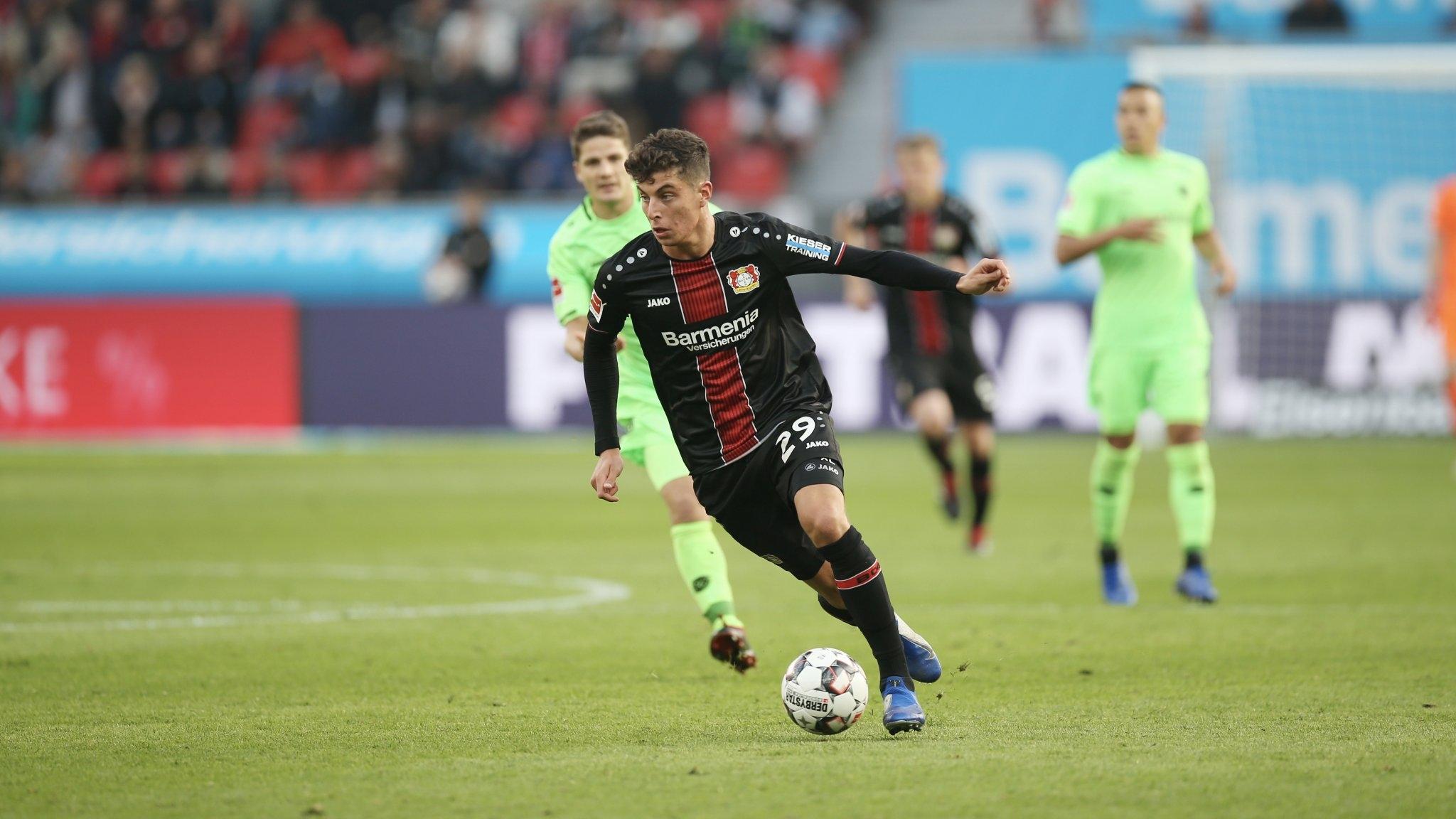 Съперникът на Лудогорец в груповата фаза на Лига Европа Байер