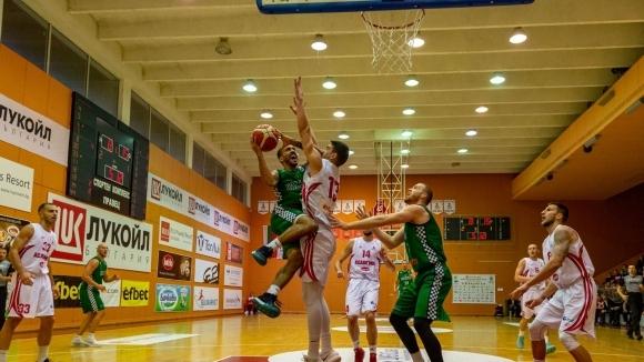 Вицешампионът Балкан (Ботевград) нанесе първо поражение за сезона на Академик
