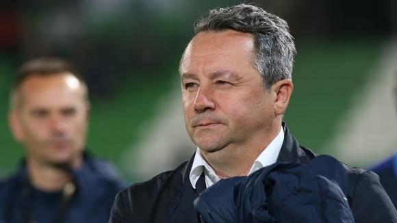 Наставникът на Левски Славиша Стоянович обяви причините за поражението на