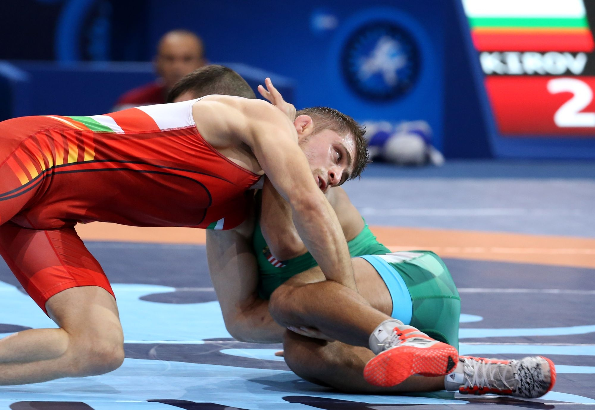 Само Мирослав Киров стигна до репешажите за бронза в първия