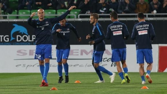 Бранителят на Левски Холмар Ейолфсон заяви, че отборът е готов