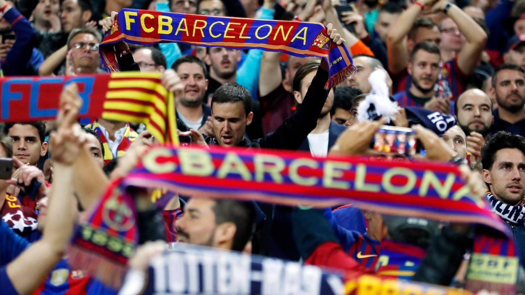 Испанският шампион Барселона представи специално видео, посветено на предстоящата реконструкция