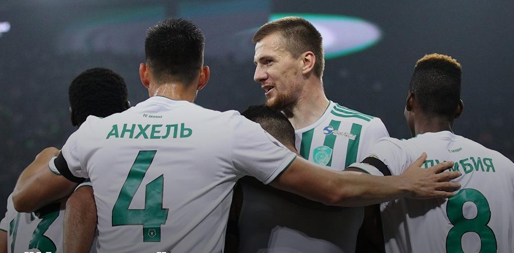 И третият мач за деня в Русия завърши с изненадващ