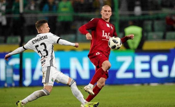 Голямото дерби на полския футбол между Легия (Варшава) и Висла