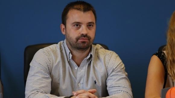 Старши треньорът на Рилски спортист Людмил Хаджисотиров беше доволен от
