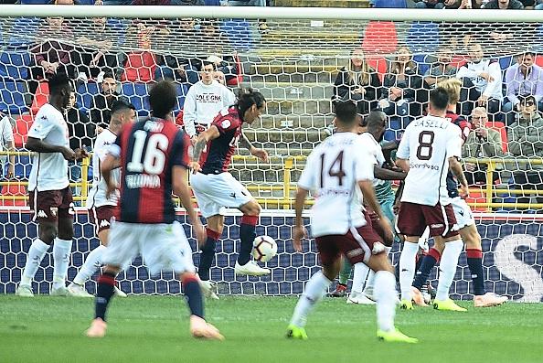 Отборите на Торино и Болоня завършиха 2:2 в мача помежду