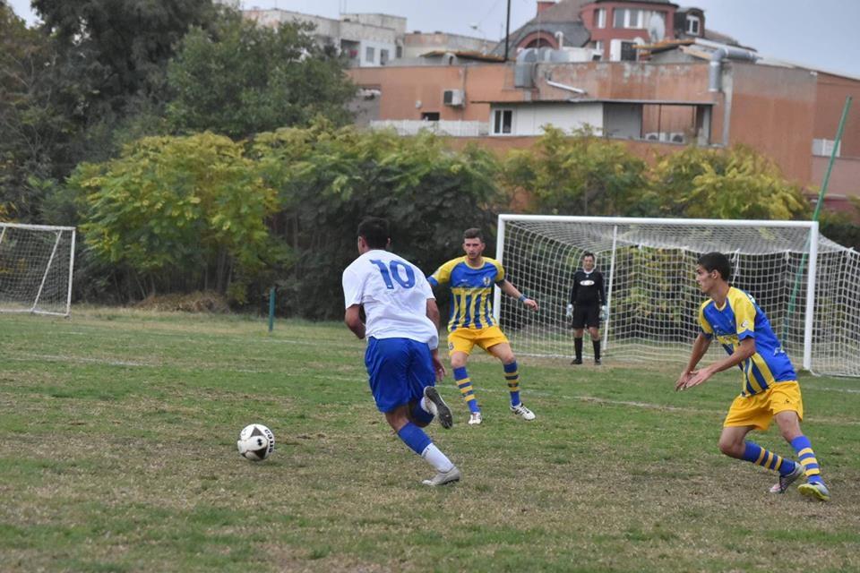 Спартак (Пловдив) постигна седма поредна победа в първенството на Б-областна