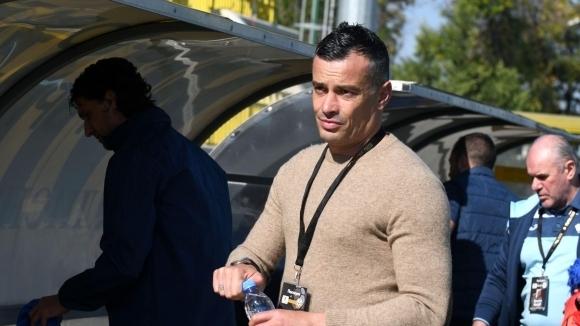 Старши треньорът на Дунав (Русе) Людмил Киров сподели първите си