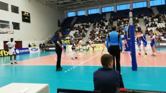 Волейболният отбор на Марек Юнион Ивкони (Дупница) стартира с драматична