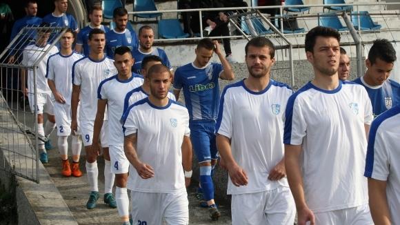 Очаквана победа с 2:0 взе Спартак на стадион