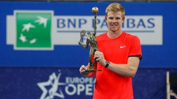 Британецът Кайл Едмънд спечели първата си титла от турнирите на