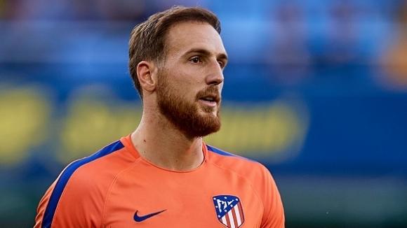 Вратарят на Атлетико Мадрид Ян Облак е категоричен в намерението