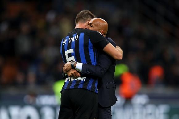Победата в дербито с Милан е общо седма за Интер
