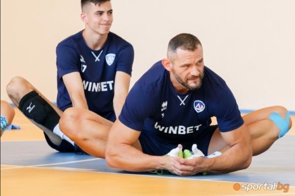 Тимът на Левски София излиза без един от основните си