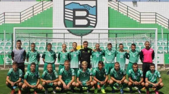 Наказателната акция на Витоша (Бистрица) U19 продължава. В двубой от