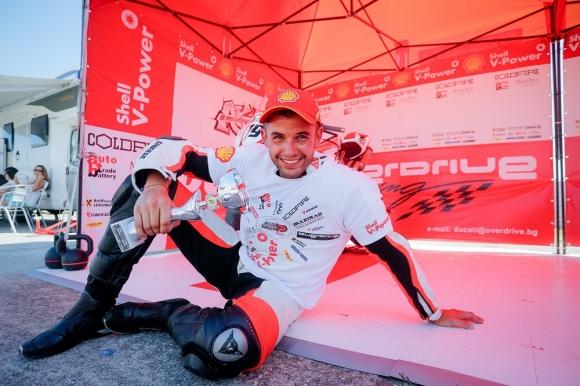 Сезон 2018 беше много успешен за надеждата на българския мотоциклетизъм