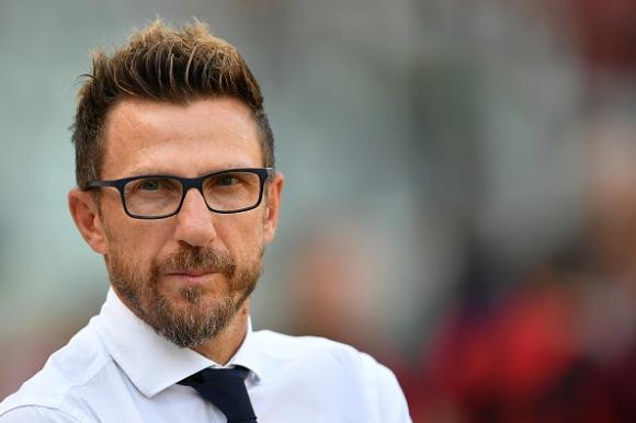 Старши треньорът на Рома Еузебио Ди Франческо заяви преди домакинството
