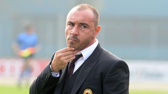 Новият собственик на Монца Силвио Берлускони направи треньорска рокада днес.