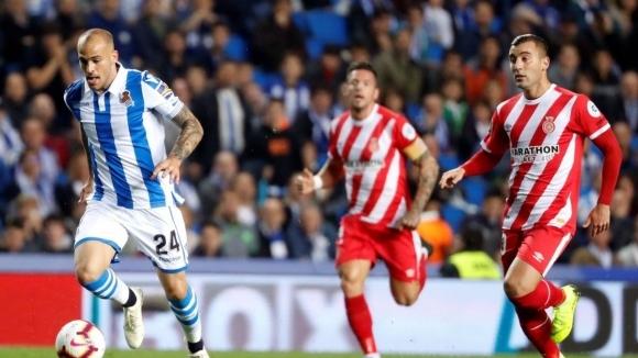 Отборите на Реал Сосиедад и Жирона не успяха да се