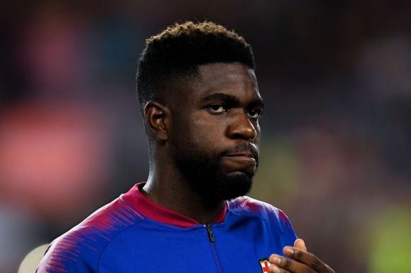 Защитникът на Барселона Самюел Юмтити се възстановява по-бавно от очакваното.