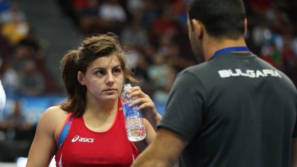 София Георгиева започва срещу трикратната европейска шампионка Петра Оли (Финландия)