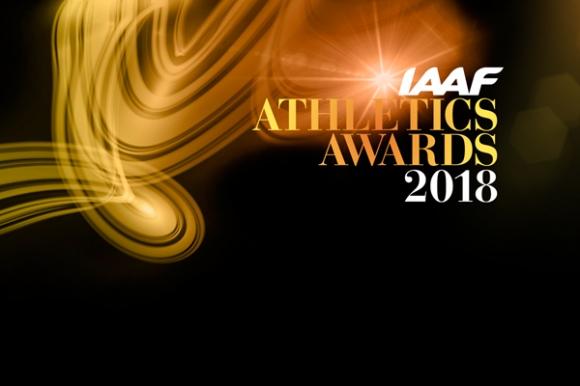 Световната асоциация на атлетическите федерации (IAAF) обяви десетимата номинирани за